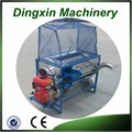 2015 new farm machinery small rice sheller
