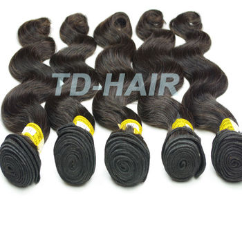 human hair extension, ,unprocessed brazilian body wave,hair extension