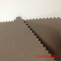 100% cotton flame retardant satin drill fabric for garment