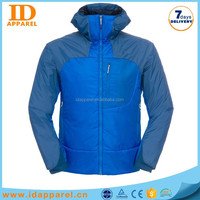 shiny goose down jacket men , custom style hoodie jackets cheap