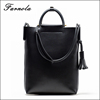 2016 women 100% genuine leather hand bag Japan fashion design style long strap shoulder bag for girl