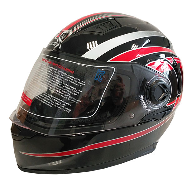 2017 New graphic full face helmet motorcycle DOT for sale