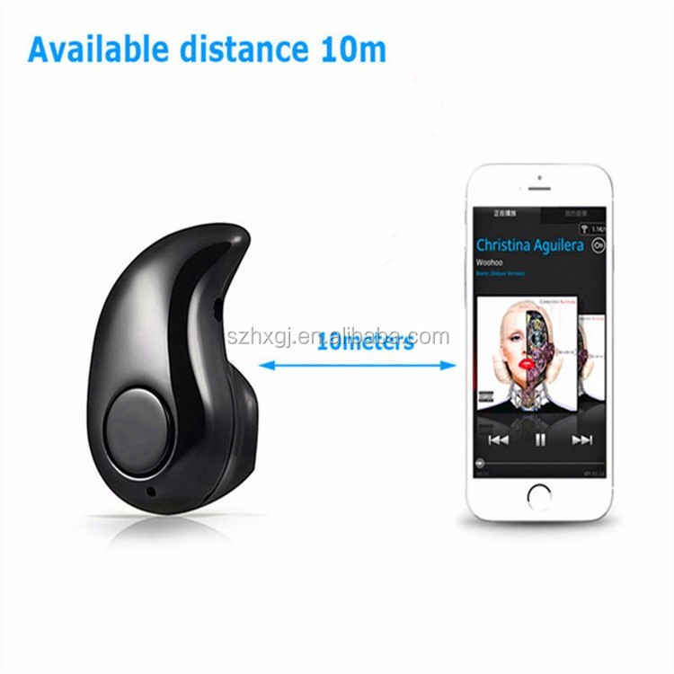 Top sale Super mini Earphone wireless bluetooth headphone,wireless bluetooth headset