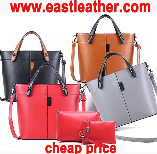 E1906 imprint hot sale womens messenger bag 3IN 1 cheap price
