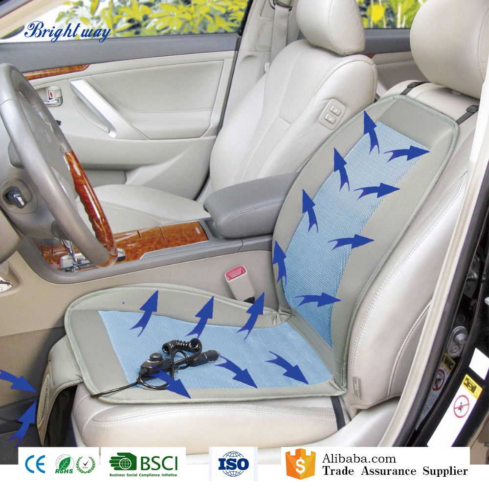 Universal DC12V car auto cooling seat cushion for Summer