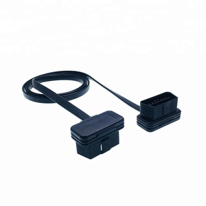 Low cost obd right angle 90 degree flat ribbon cable
