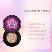 Natural skin care cosmetics nourishing moisturizing perfect covering camera ready air cushion BB cream