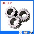 HETD high quality non-standard power transmission steel spur gear pinion