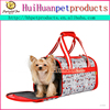 High level fashion plastic dog carrier