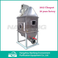 99.9% High Efficiency ZH-4# Watery Dust Collecting System Granite Dust Collecting Project