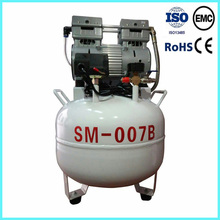 fo shan silent oil free air compressor for medical ventilator