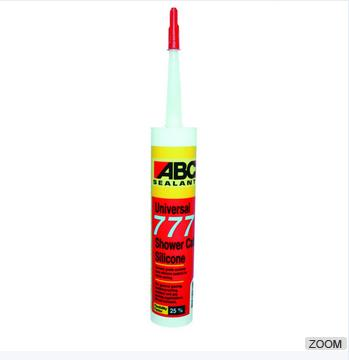 ABC 777 SHOVER AND CABINET SILICONE SEALANT