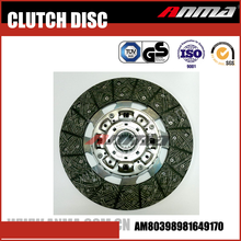 Auto ceramic disc clutch 8981649170 for Japanese car