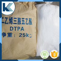 Factory Diethylenetriaminepentaacetic DTPA acid