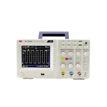 Digital oscilloscope DS-2100CA 2 channels 100mhz sample rate 50GSa/s Educational instrument