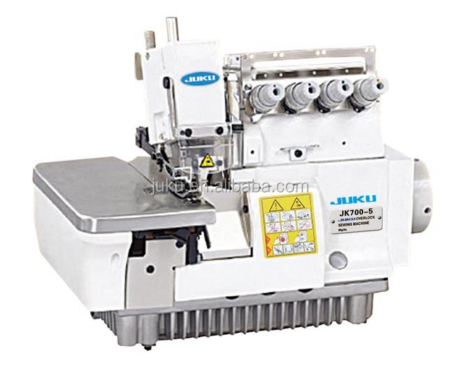 JK-700 5 thread High speed overlock industrial sewing machine price