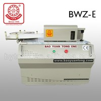BYTCNC- desktop mini precise Aluminium automatic Channel Letter bending machine