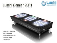 Lumini Aqua programmable full spectrum coral reef used led aquarium light