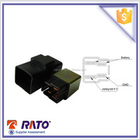 Top quality motorcycle spare parts starter relay for sale