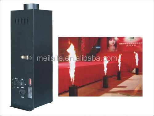 Dmx fire machine stage effect fire machine/fire flame machine