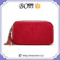 wholesale fashion custom travel pu cosmetic bag for lady
