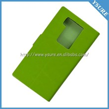 for Pantech A860 mobile phone leather cases Stand function!