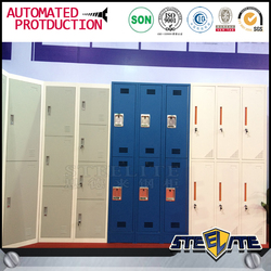 6 Doors Stainless Steel Locker/Storage Locker/Steel Cabinet