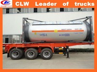 heating system ISO 20feet Lpg container tanker Asphalt tank container used 20ft and 40ft used container