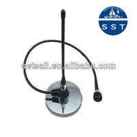 400-430MHz magnetic mount car antenna