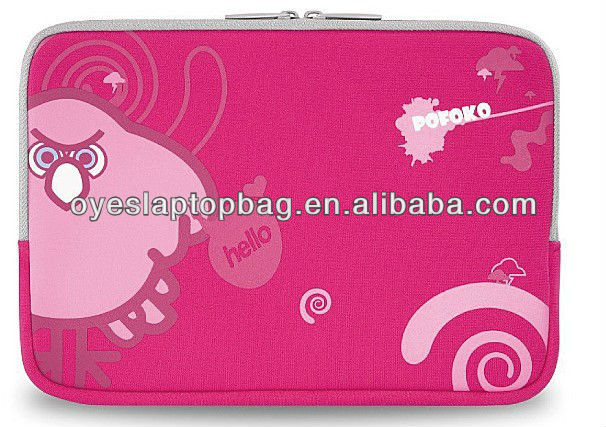 cute laptop sleeve bag for samsung of 15.6 laptop sleeves