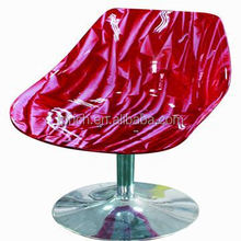 2015 new design Light and stack acrylic vanity chair