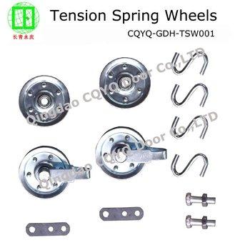 Garage Door Hardwares Tension Spring Wheels System Buy