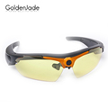 720P 30FPS 5.0MP HD Sunglasses Sport Video Camera Action Camcorder With 170 degree wide-angle lens