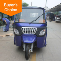 2016 New passenger tricycle/three wheel bike