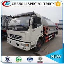 DongFenglight truck spray bitumen truck bitumen sprayer manufacturers