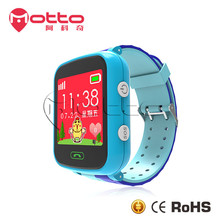 wholesale brand kids mini phone android smart watch with sos calling