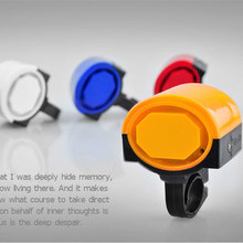 Good Quality Bicycle Electric Horn LED light waterproof Loud Sound bicycle bell