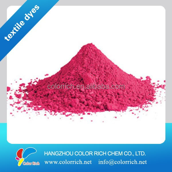 High quality Reactive Red S-3B carpet dye permanent fabric dye organic powder dye