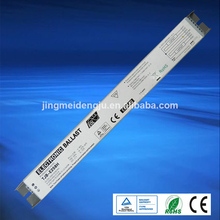 2x58w electronic ballast T8 fluorescent lamp