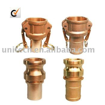 brass Camlock Coupling Quick Connectors