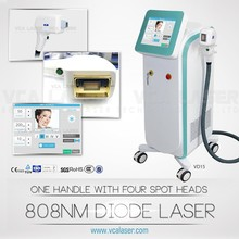 Factory Price German Laser Bars 808 nm diode laser technology sliding hair removal