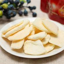 Delicious foods Freeze Dried fruit apple chips