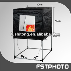 product photography light tent for professional studio setting up