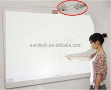 Finger touch interactive whiteboard & smart board USE connect to computer portable whiteboard wholesale