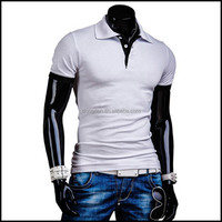 Stylish Casual new design polo t shirt with low price for polo clothes men