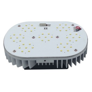 75W 120W 150W 300W 320W UL cUL DLC certification led retrofit kits to replace shoebox light, wallpack light