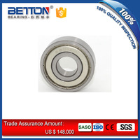 electric motor deep groove ball bearing 6305ZZ