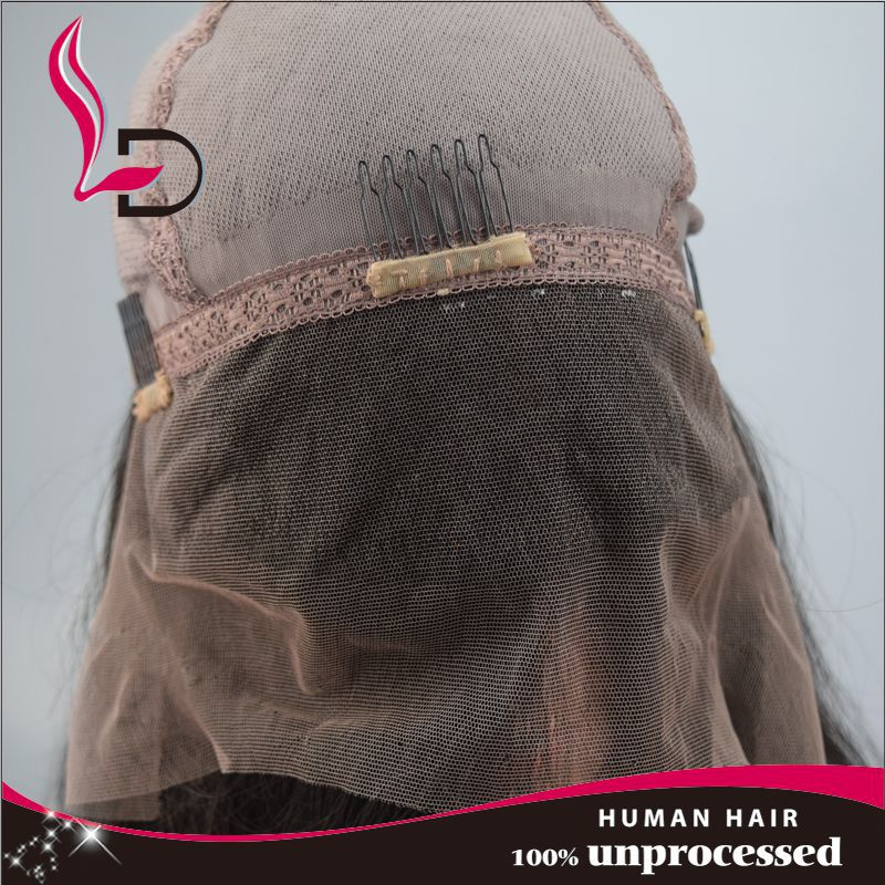"New arrival products afrcian american brazilian U part virgin human hair wigs 8""-26"" straight silk middle part clip in"