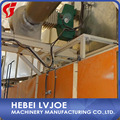 gypsum board plant machineries