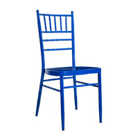 hot sale Alu stackable CHIAVARI banquet chairs